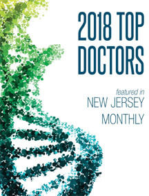 2018 Top Doctors Featured in New Jersey Monthly